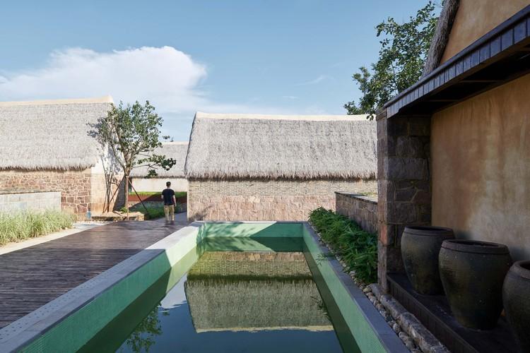 pool. Image © Hao Chen