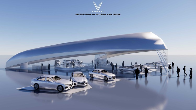 Winner Announcement of VinFast Global Showroom Design Competition 2021