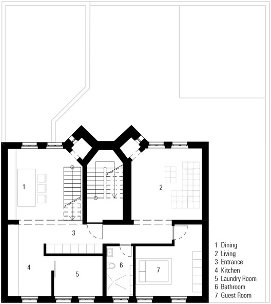 Plan - 3rd floor