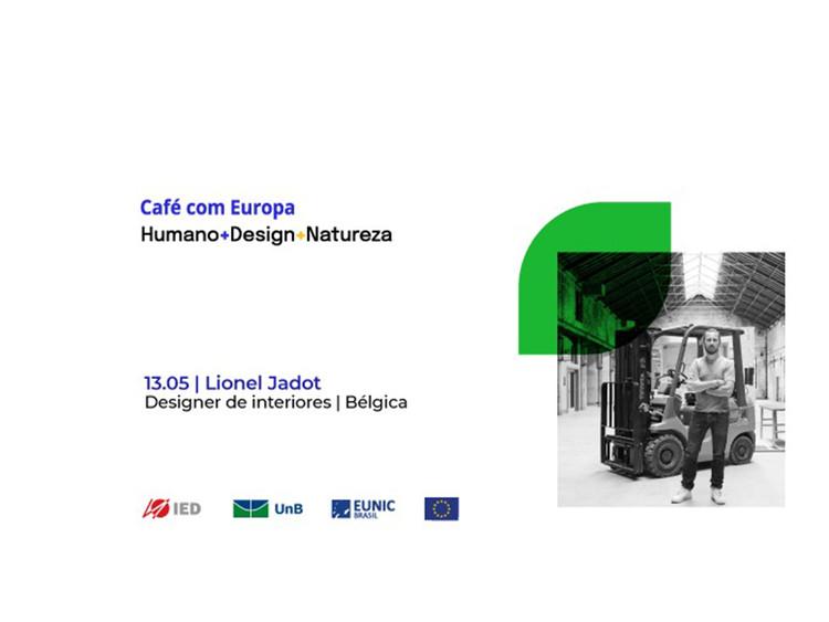Inovação sob a ótica do design sustentável marca a Semana da Europa 2021