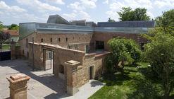 Creche e Escola de Música em Ramonville-Saint-Agne / Yves Ballot et Nathalie Franck + Architectes DPLG