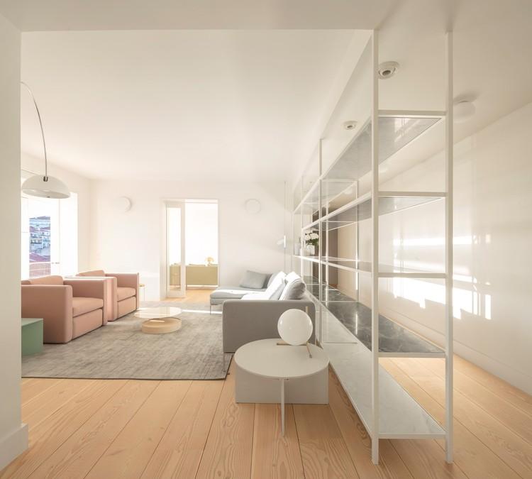 Apartamento AMC  / rar.studio, © Fernando Guerra |  FG+SG