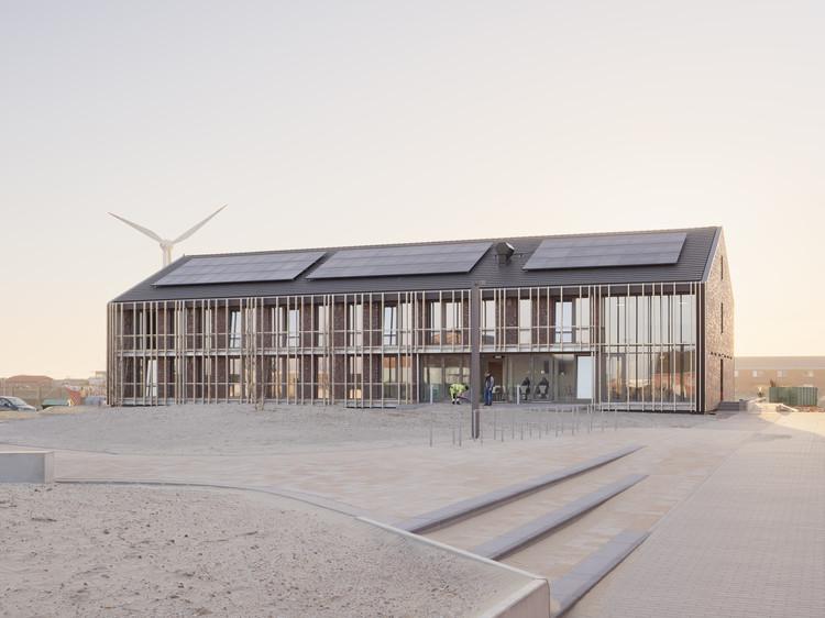 Apartamentos Offshore Borkum  / Delugan Meissl Associated Architects, © Piet Niemann