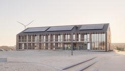 Apartamentos Offshore Borkum  / Delugan Meissl Associated Architects