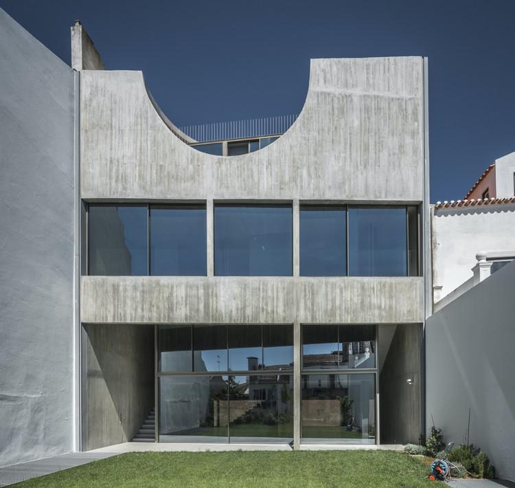House in Estrela / Aires Mateus, © João Guimarães