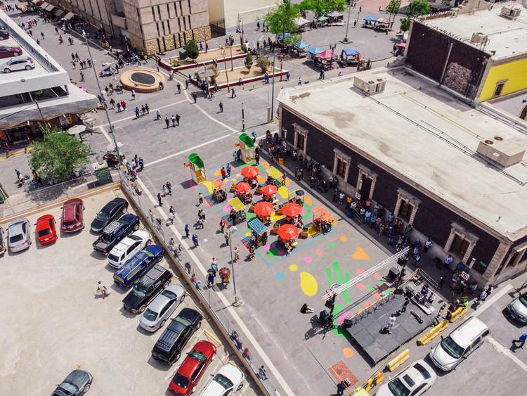 Nómada Laboratorio Urbano: espacio público y nueva normalidad en la frontera de México - Estados Unidos, © Nómada Laboratorio Urbano
