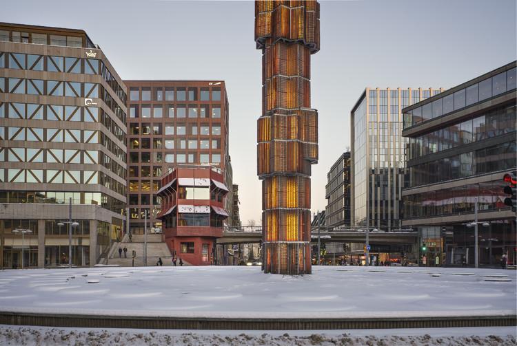 Sergelhuset Building Complex / Marge Arkitekter, © Johan Fowelin