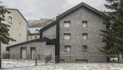Edificio Valle de Tena / Tourillon Arquitectura