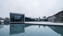 North Zone Silk Factory / OLI Architecture PLLC