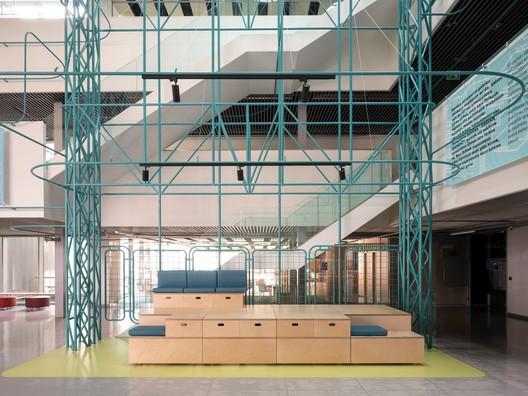 Refurbishment Oñati Campus / nimba studio + KREAN
