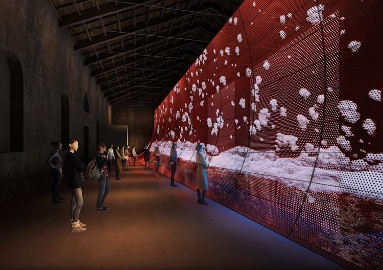 Pavilhão da China na Bienal de Veneza revisita os tradicionais pátios residenciais, Cortesia de TeamMinus