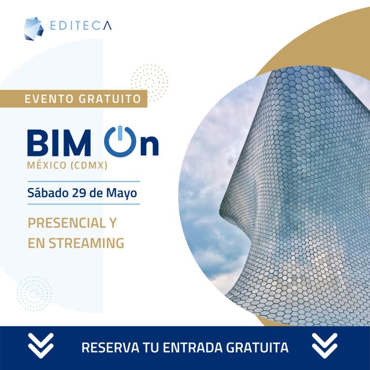 Evento BIM On México