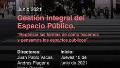 """Curso de actualización en modalidad virtual: """"Gestión integral del espacio público"""""""