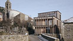 Cristinacce Apartments / Orma Architettura