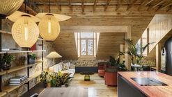 Apartamento na Almirante Reis / Bala atelier