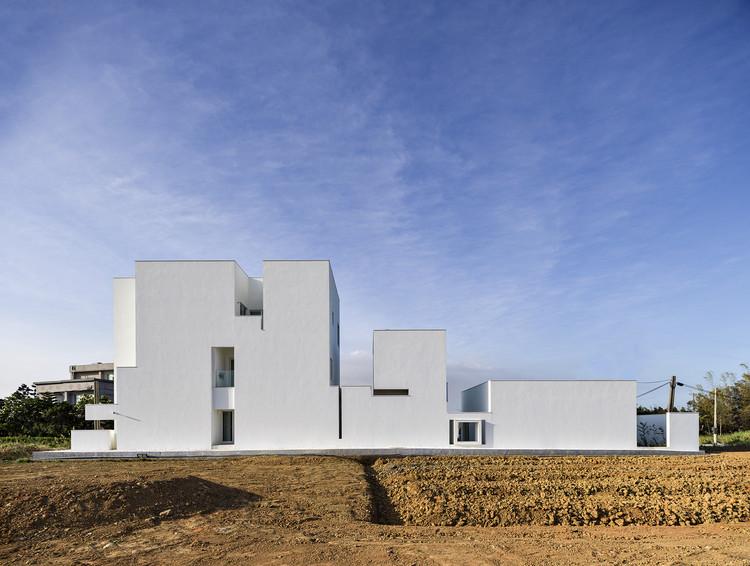 House LN / HO+HOU studio architects, © C.K.L
