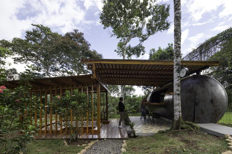 Espacio de ocio El Tanque / Urdiales Estudio de Arquitectura, © Nicolás Provoste C.