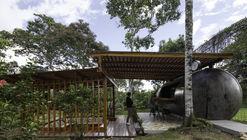 Espaço de ócio El Tanque / Urdiales Estudio de Arquitectura