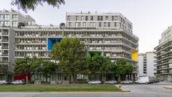 Moradia para a Vila Olímpica, edifícios UG4-P2  e UG4-P3 / Martín Szydlowski + Edgardo Barone + Mariana Baulán