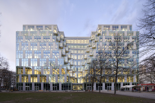 UP! Berlin / JASPER ARCHITECTS