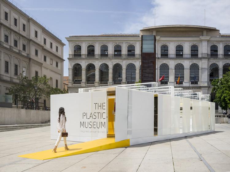 The Plastic Museum / delavegacanolasso, © Imagen Subliminal (Miguel de Guzmán + Rocío Romero)
