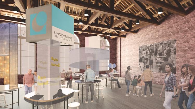 Pavilhão de Singapura na Bienal de Veneza explora a arquitetura das relações humanas em tempos de Covid-19, © Ow Yeong Jun Jie