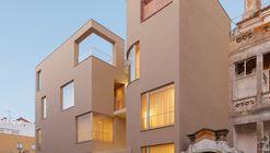 Mustard Building / Aurora Arquitectos + Furo