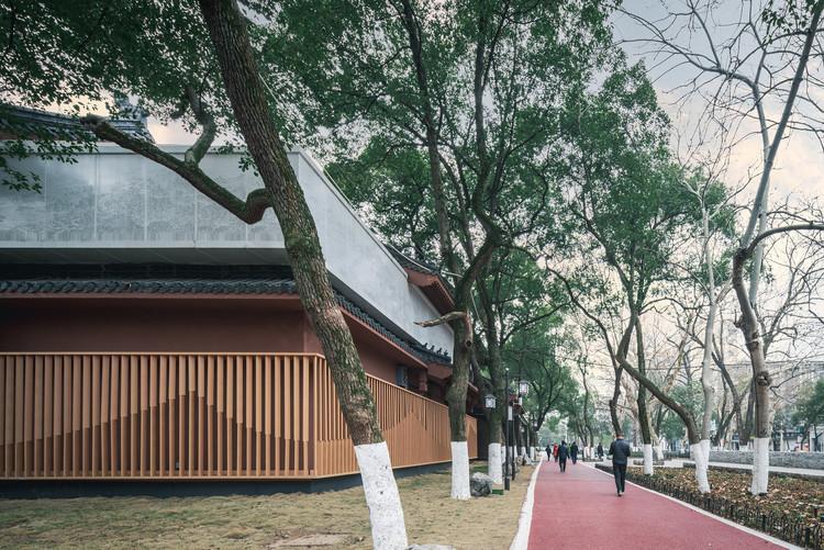 The Renovation of Liangshu Art Museum / XAA, Southeast facade. Image © Artin Ng