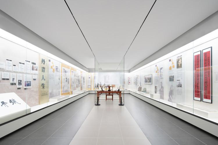 Interior showroom. Image © Artin Ng