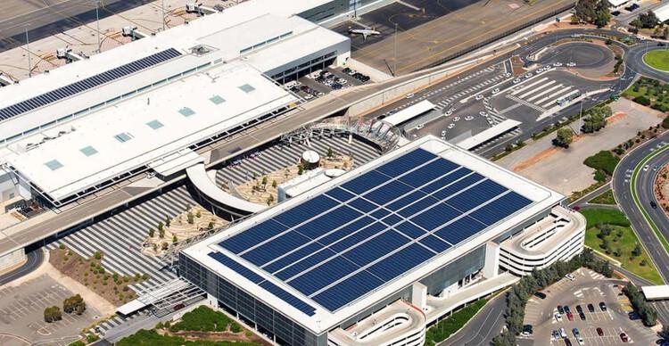 Energia solar em aeroportos pode abastecer cidades na Austrália, Foto: RMIT, via CicloVivo
