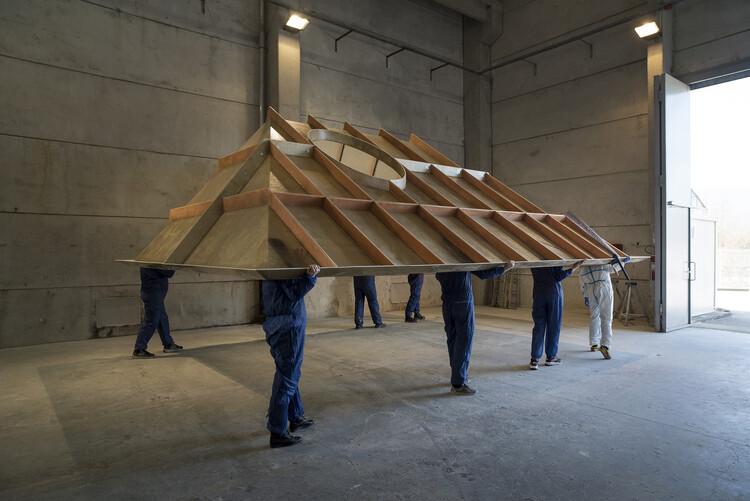 Pavilhão da Croácia na Bienal de Veneza explora as múltiplas narrativas dos espaços de convívio, © Hrvoje Franjic