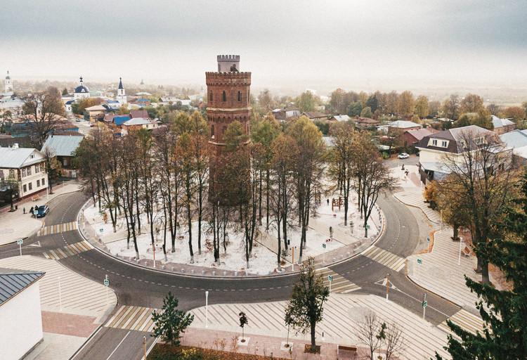 Renovación del centro histórico de Zaraisk / Mikhail Khaikin, © Kirill Umrikhin