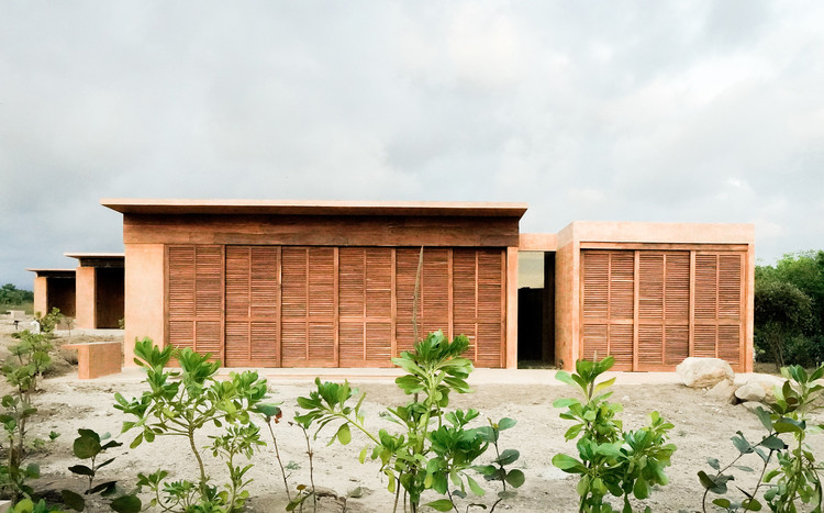 Mazul Beachfront Villas / Revolution, © Mauricio Guerrero