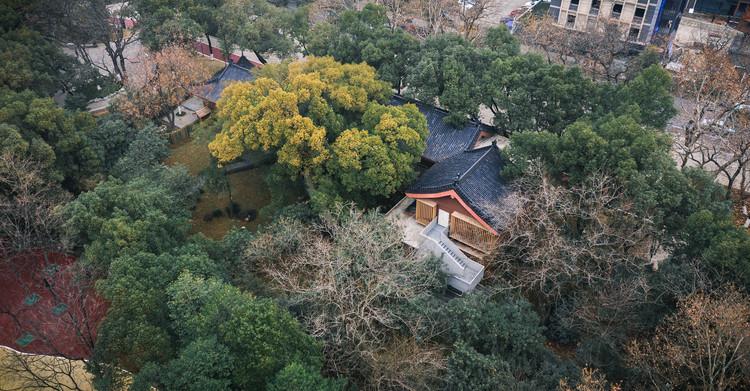 Aerial view. Image © Artin Ng
