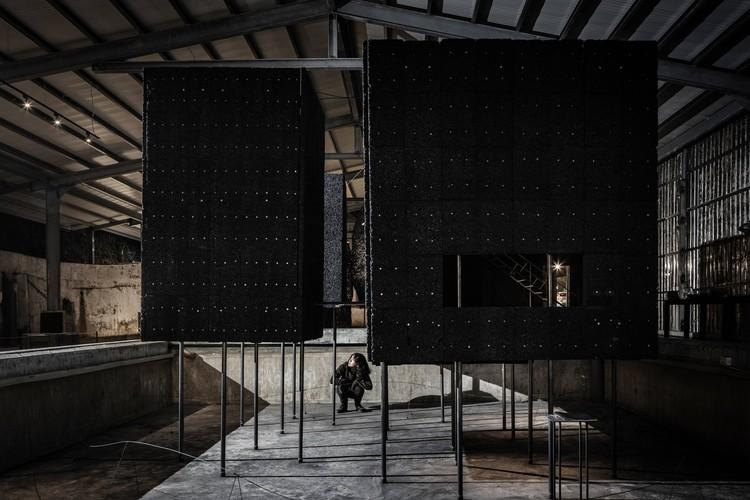 La intervención de Taiwán en el evento colateral de la Bienal de Venecia de 2021 revela el impacto de la migración, Courtesy of NTMoFA at the 2021 Venice Biennale