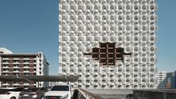 Nurse Dormitory Chulalongkorn Memorial Hospital / Plan Architect