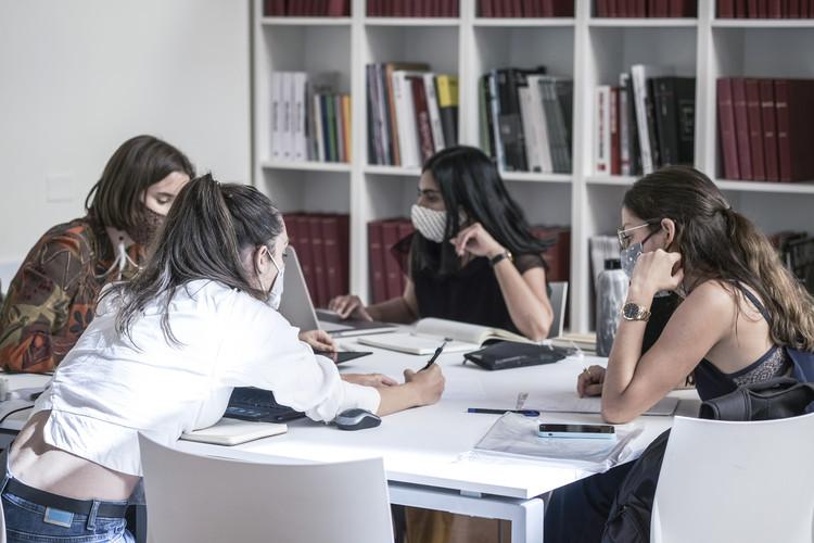 YACademy's students during a workshop. Image Courtesy of YACademy