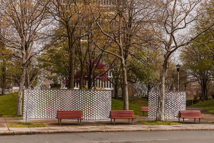 Ripple Installation / The Urban Conga, © Savannah Lauren