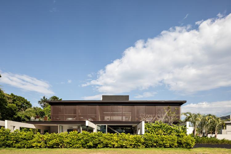 Residência Tangará / FGMF Arquitetos, © Fran Parente