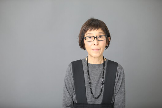 Kazuyo Sejima - Photo by Aiko Suzuki . Image Courtesy of La Biennale Architettura 2021