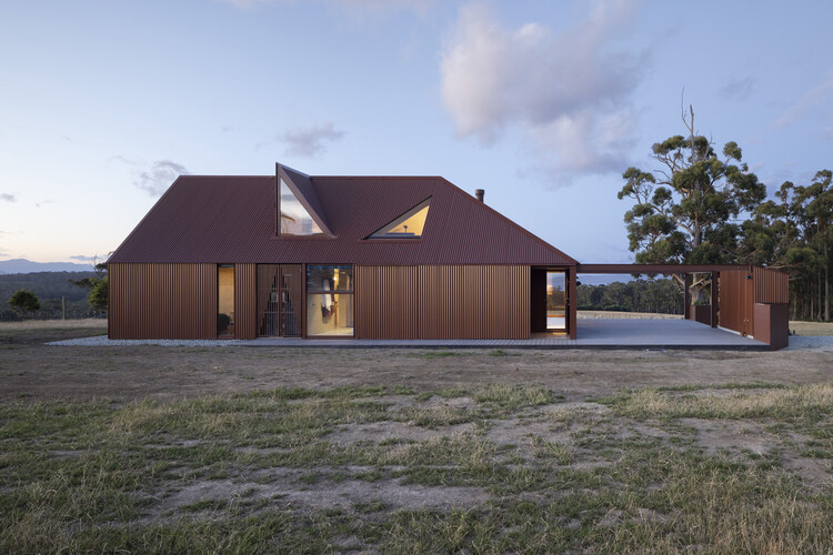 Coopworth House / FMD Architects, © Dianna Snape
