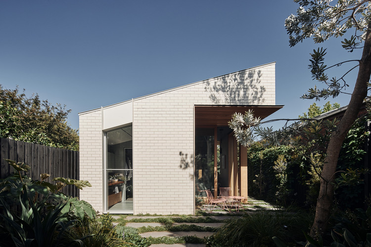 Ripple House / FMD Architects, © Peter Bennetts