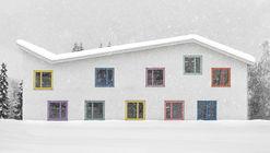 Kindergarten Enneberg   / Architekt Andreas Gruber