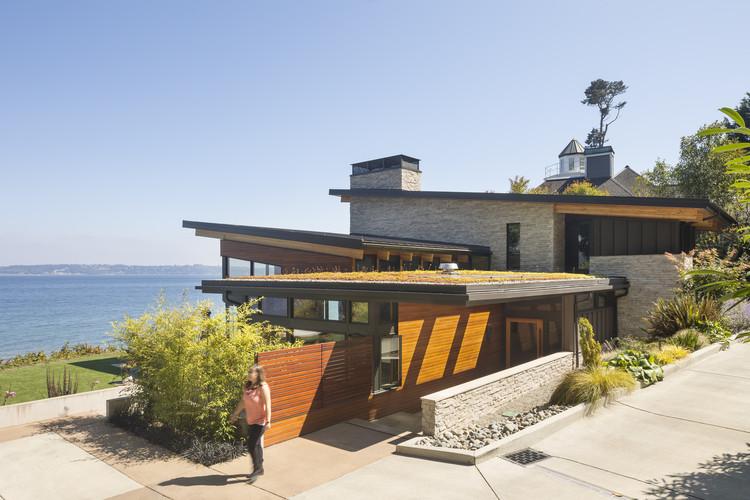 Casa con vista al mar / Coates Design: Architecture + Interiors | Seattle Architects, © Lara Swimmer
