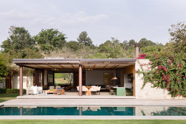 Casa SPTBV / Triplex Arquitetura, © Ricardo Bassetti