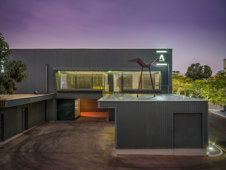 Sede da Arpino / Arpino Design, © Paulo Carvalho