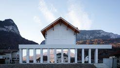 Alpex Cultural Centre / Atelier Archiplein