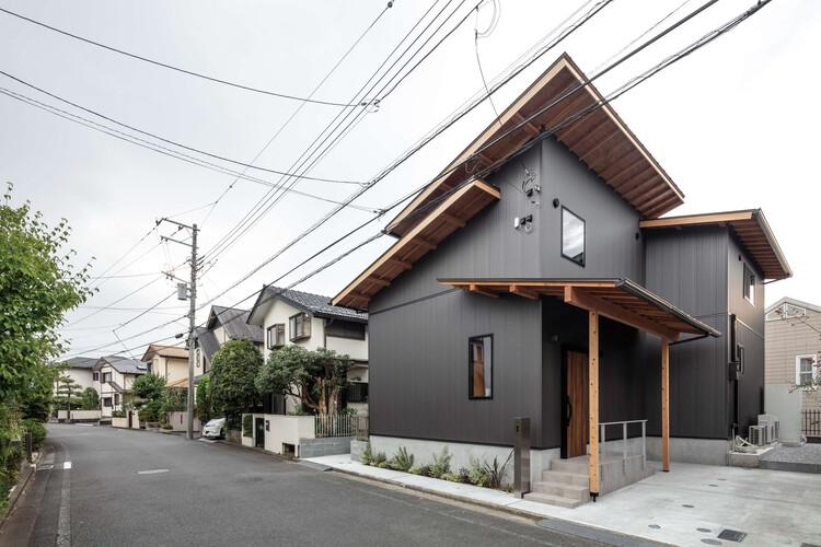 House in Sumiregaoka / Design Associates Nakamura, © Keishin Horikoshi / SS Inc.