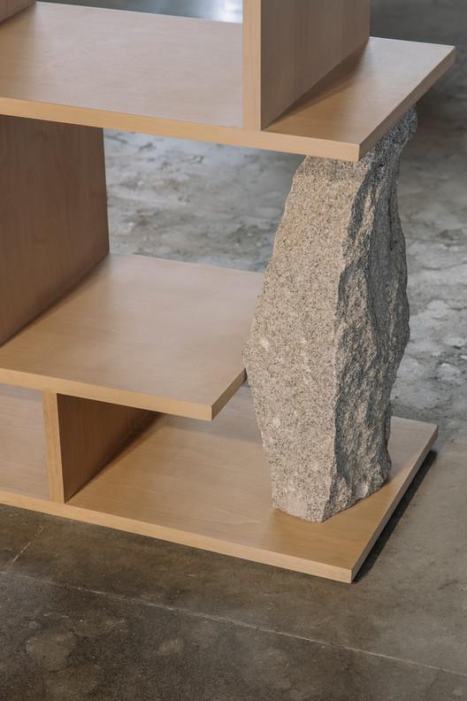 Stone structure. Image © Wen Studio