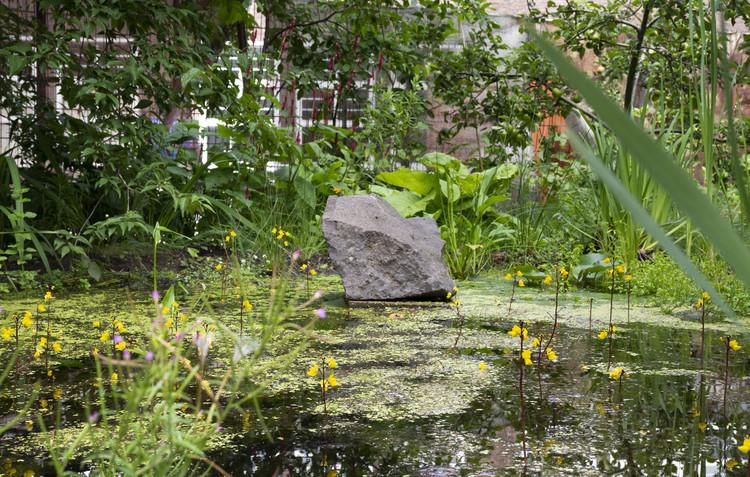 Pavilhão dos Países Baixos desconstrói os conceitos de espaço público na Bienal de Veneza 2021, Floresta urbana de alimentos Urbaniahoeve, Johannes Schwarz, 2020 em colaboração com Debra Solomon/ Urbaniahoeve. Imagem © Johannes Schwarz
